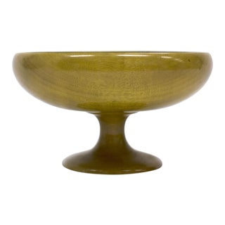Mid-Century Oregon Myrtlewood Bowl