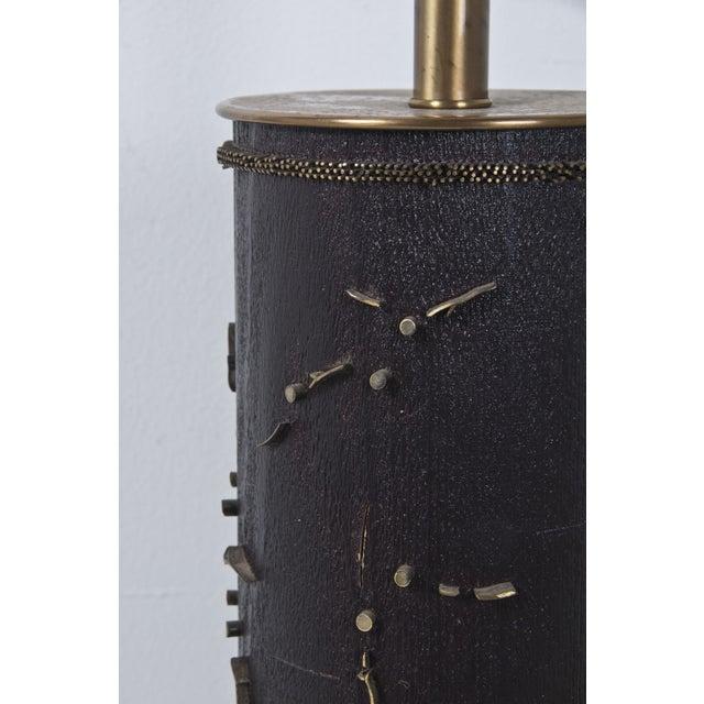 Image of Wallpaper Roll Lamp II