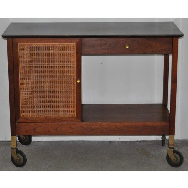 Mid-Century Modern Paul McCobb Bar Cart - Image 2 of 5