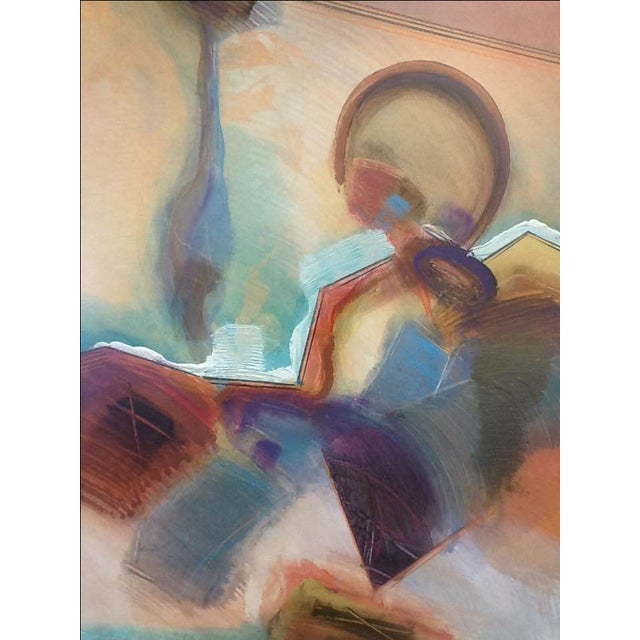 Image of Figurative Abstract Painting by Daniel Kime