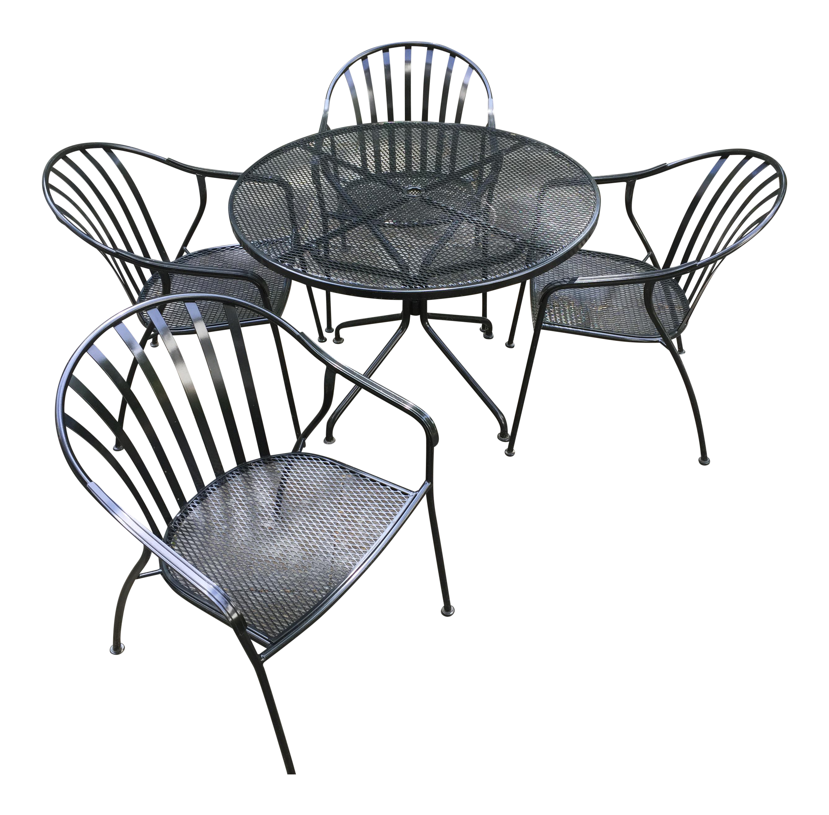 Salterini Patio Lounge Set