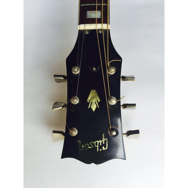 Vintage 1960s Gibson Acoustic Guitar - Image 8 of 10