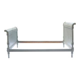 19th Century Neoclassical Bed