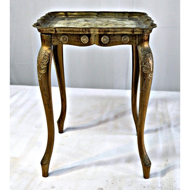 Florentine Dining Room: Florentine Auxiliary Tables - A Pair