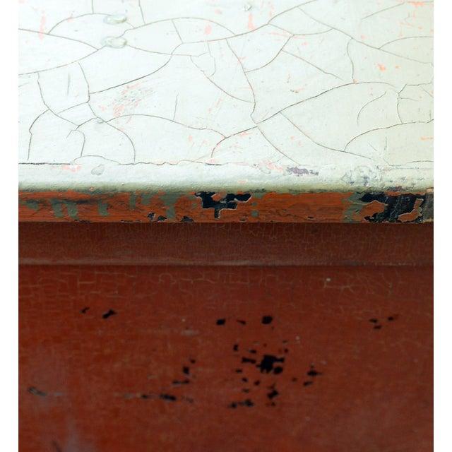 Rustic Green Dresser/Kitchen Island - Image 7 of 7