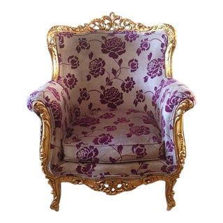 Italian Baroque Chair
