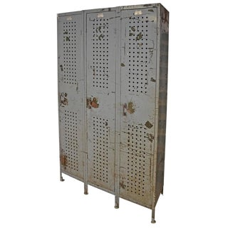 Industrial Locker Unit