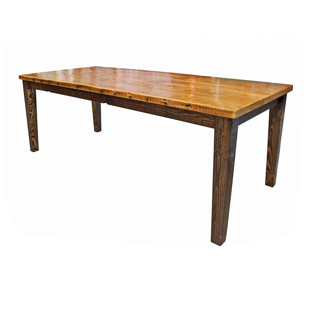 Image of Reclaimed Douglas Fir Farm Table