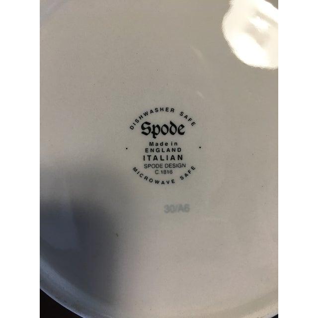 Spode Blue & White Ginger Jar - Image 3 of 4