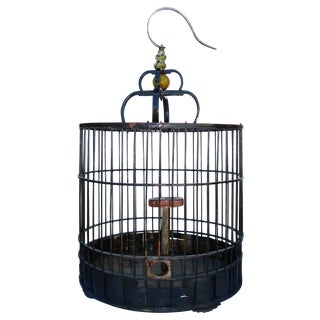 Antique Chinese Birdcage