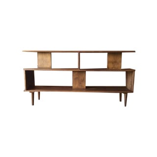 Mid-Century Style Custom Shelf