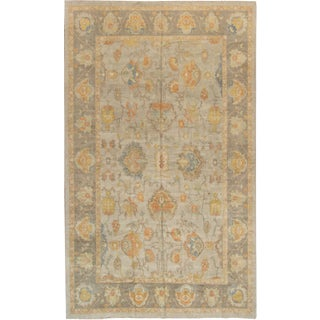 "Apadana Turkish Oushak Rug - 10'3"" x 17'1"""