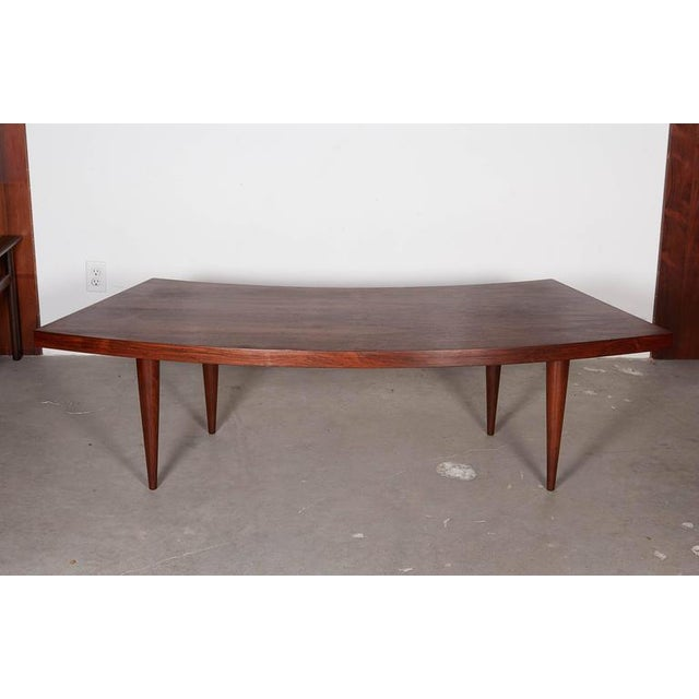 Image of Danish Rosewood Coffee Table