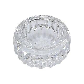 Vintage Waterford Crystal Ladies Ashtray