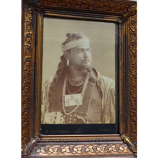 Antique Theater Actor Photograph - Image 3 of 6