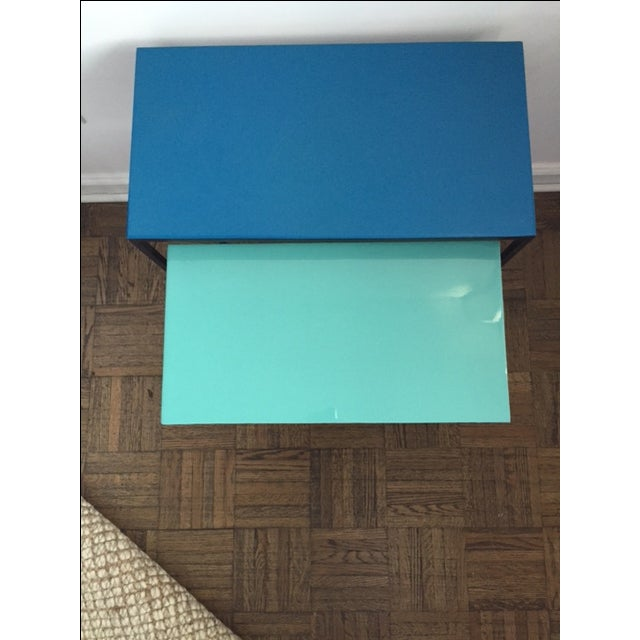 CB2 Nesting Tables Pair - Set of Two - Image 3 of 4