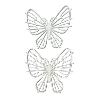 Burwood Decorative Butterflies - A Pair