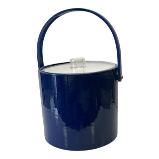 Royal Blue Mr. Ice Bucket