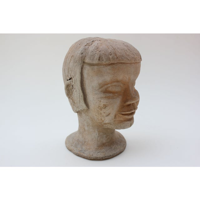 Vintage Studio Pottery Head Bust - Image 8 of 8