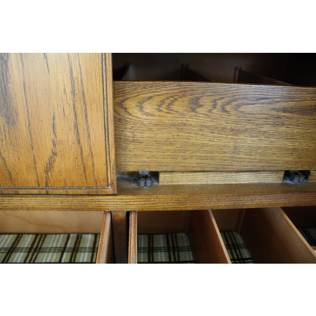 Henredon Campaign Style Armoire - Image 10 of 11