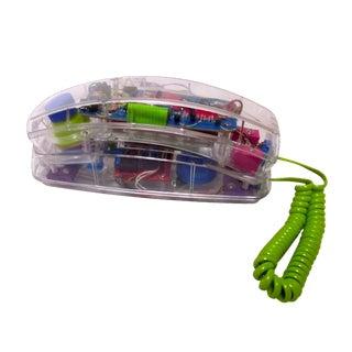 Lucite Mod Retro Telephone Phone