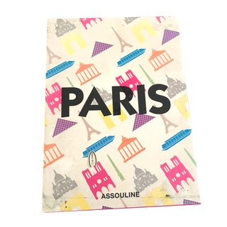 Paris Assouline Coffee Table Book