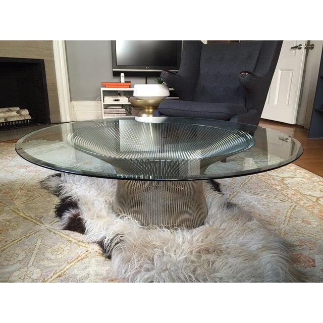 Vintage Platner Coffee Table Chairish