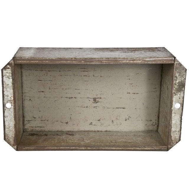Industrial Steel Storage Drawer Bin - Image 3 of 3