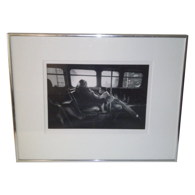 Vintage Black & White Signed Photograph - Image 1 of 5