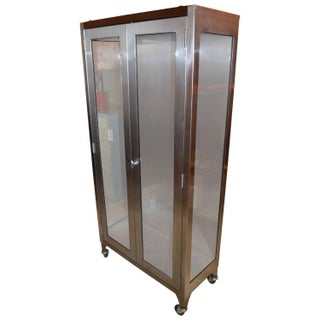 Industrial Steel Medical Dental Lab Cabinet