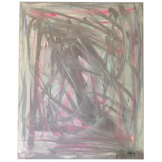 "Abstract Painting ""Love Potion"" by Tony Curry"