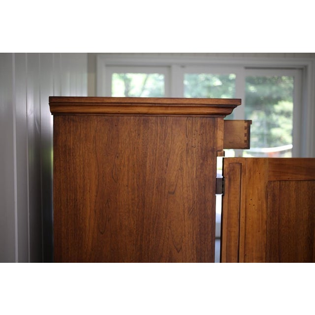 Romweber for Crate & Barrel Media Cabinet/Armoire - Image 5 of 6