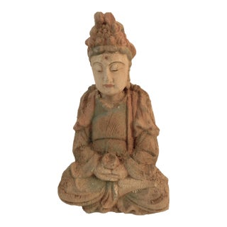 Wood Medicine Buddha