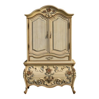 Beautiful French Style Armoire