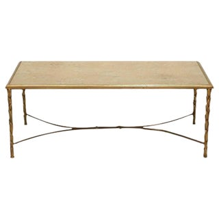 Bagues French Mid-Century Modern Coffee Table