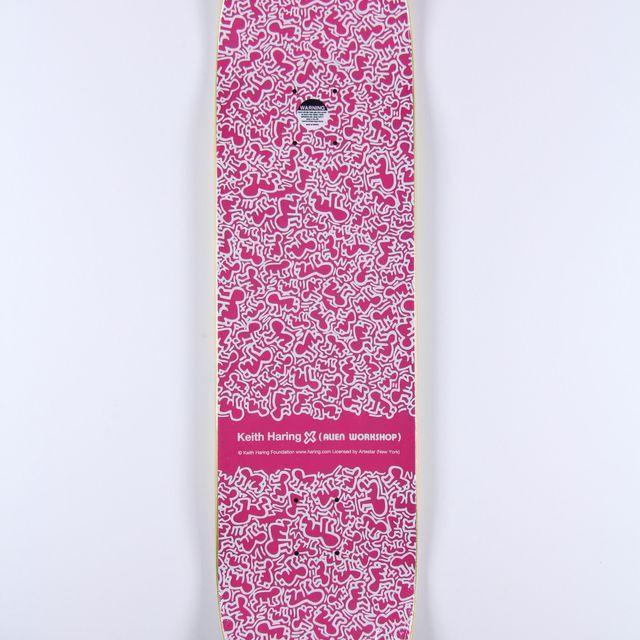 Keith Haring Skate Deck - Image 3 of 3