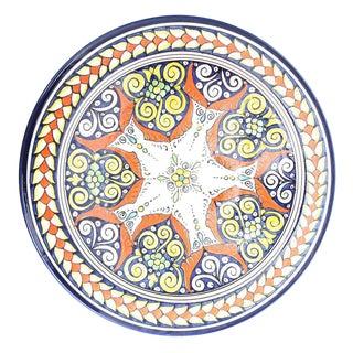 Atlas Moroccan Flower Power Plate