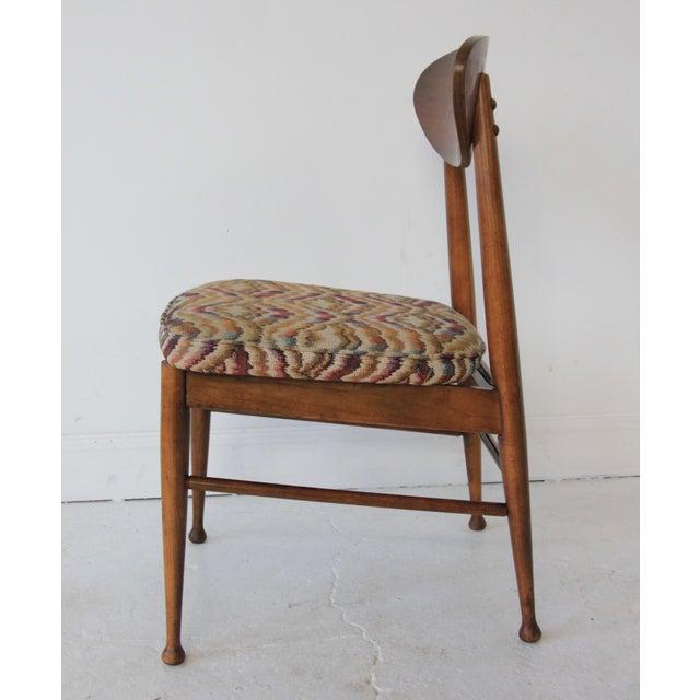 Vintage Mid-Century Modern Desk Chair - Image 3 of 10