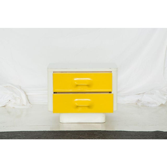 Image of Raymond Loewy Style Nightstand