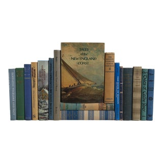 Mid Century Book Set: Tales of New England - Set of 17