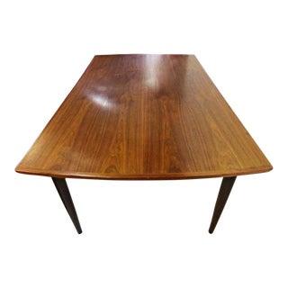 Gudme Mobelfabrik Teak Extension Dining Table