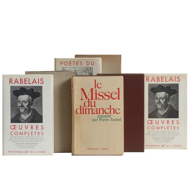 French Slipcased Literature Books - Set of 12 - Image 2 of 2