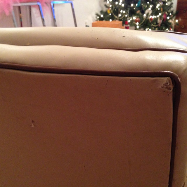 Mid-Century Modern Swivel Chairs - A Pair - Image 5 of 6