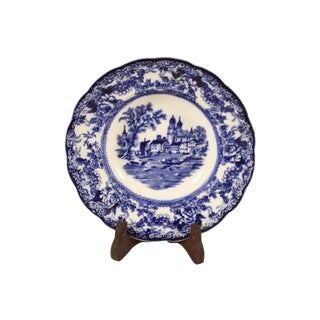 Blue & White Colonial Pottery of England Bowl