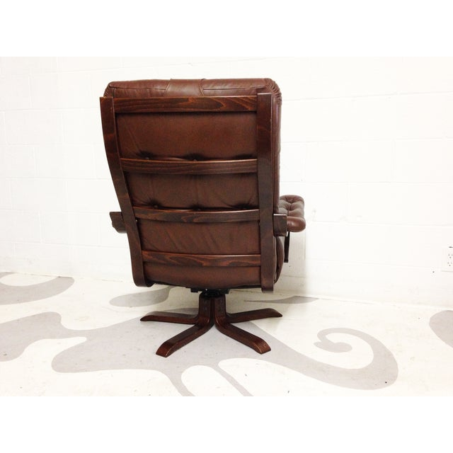 Image of Mid-Century Lounge Chair