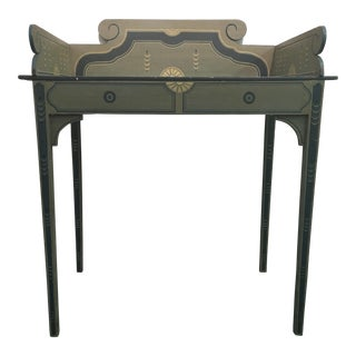 Pennsylvania Style Painted Dressing Table