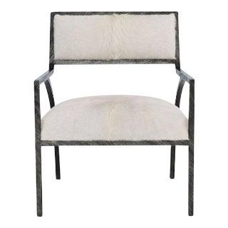 Bernhardt Black Iron Cohen Chair