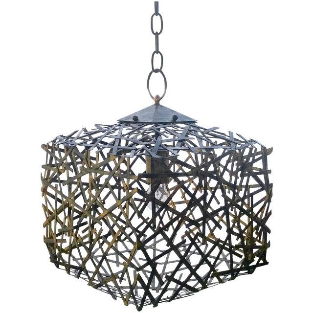 Confetti Cube Pendant Chandelier - Image 1 of 4