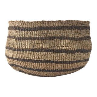 Antique Klamath Basket Circa 1900