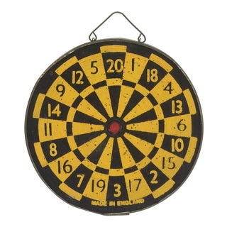 English Beer Pub Dart Board
